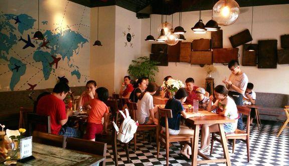 Terminal Cafe - Times City