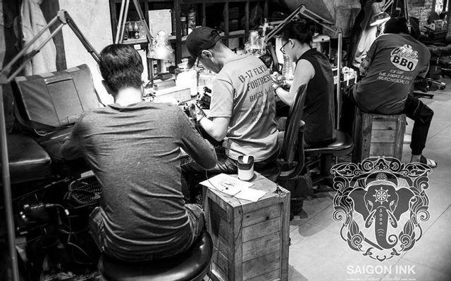 Saigon Ink