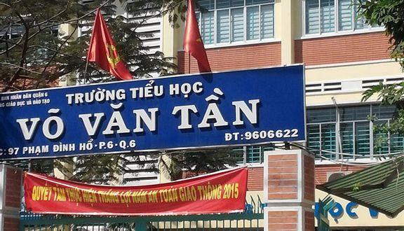 Tiểu Học Võ Văn Tần