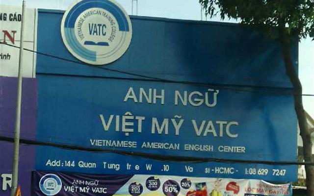 Anh Ngữ Việt Mỹ VATC - Quang Trung
