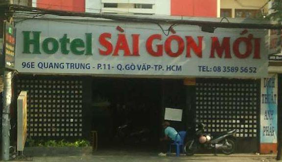 Sài Gòn Mới Hotel - Quang Trung