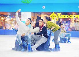 Sân Băng Vincom Ice Rink - Royal City