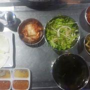 thức ăn kèm cơ bản dành cho bàn 2 người