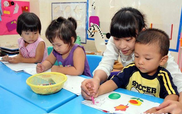 Nhóm Trẻ Mầm Non Minh Châu - Lò Lu