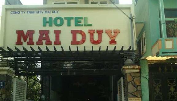 Mai Duy Hotel - Đường Số 14