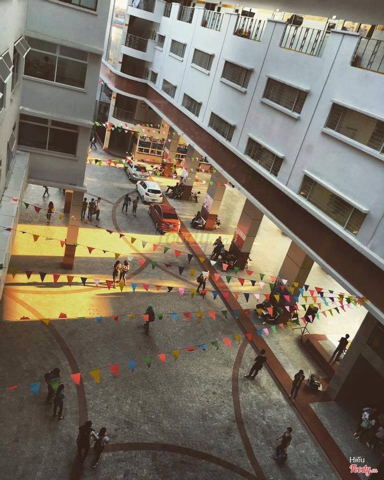 Đại Học Công Nghệ Kỹ Thuật Hutech - 276 ĐBP ở TP. HCM