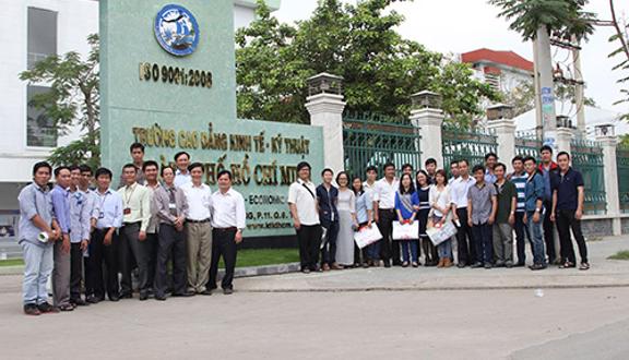 Trường Cao Đẳng Nghề Kinh Tế Kỹ Thuật TP Hồ Chí Minh