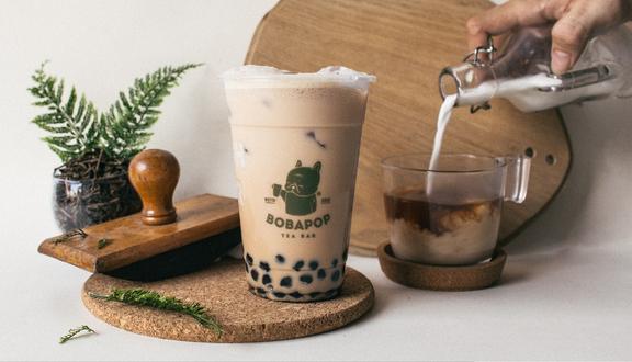 Trà Sữa Bobapop - Phan Trung
