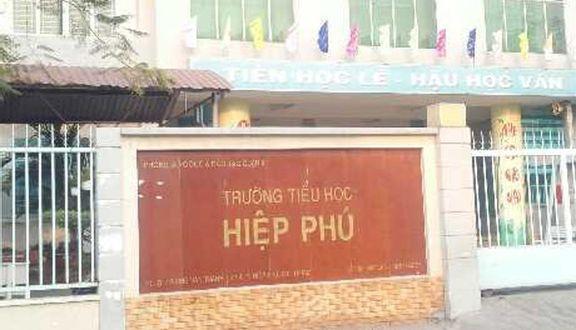 Trường Tiểu Học Hiệp Phú - Trương Văn Thành