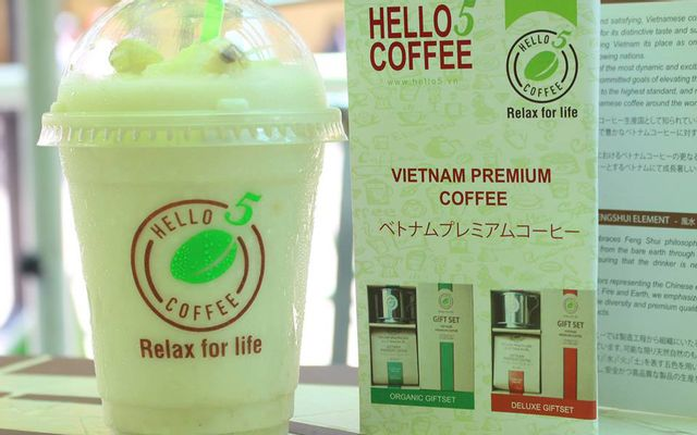 Hello 5 Coffee - Aeon Mall Citimart