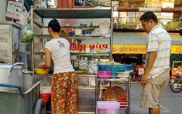 Bún Riêu Bánh Đa Cua - Nguyễn Văn Công