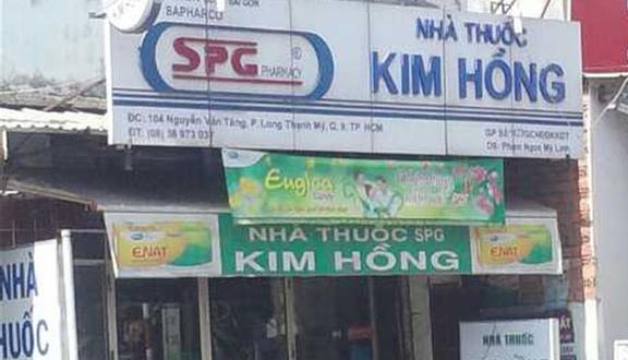 Nhà Thuốc Kim Hồng - Nguyễn Văn Tăng