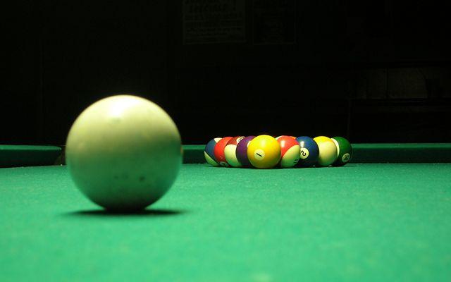 Hoàng Gia Billiards Club - Nguyễn Văn Luông