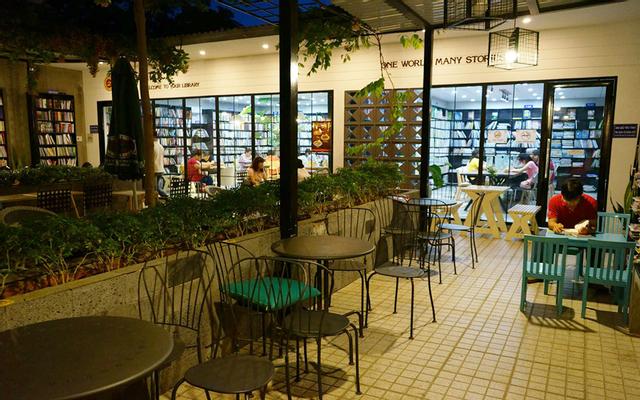 Ngọc Tước Book Cafe