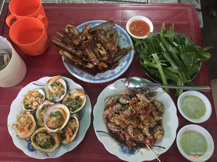 Ốc Hẻm ở Khánh Hoà