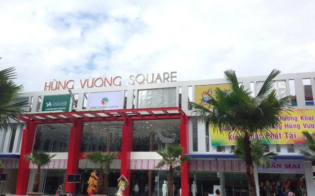 Hùng Vương Square Shopping Center