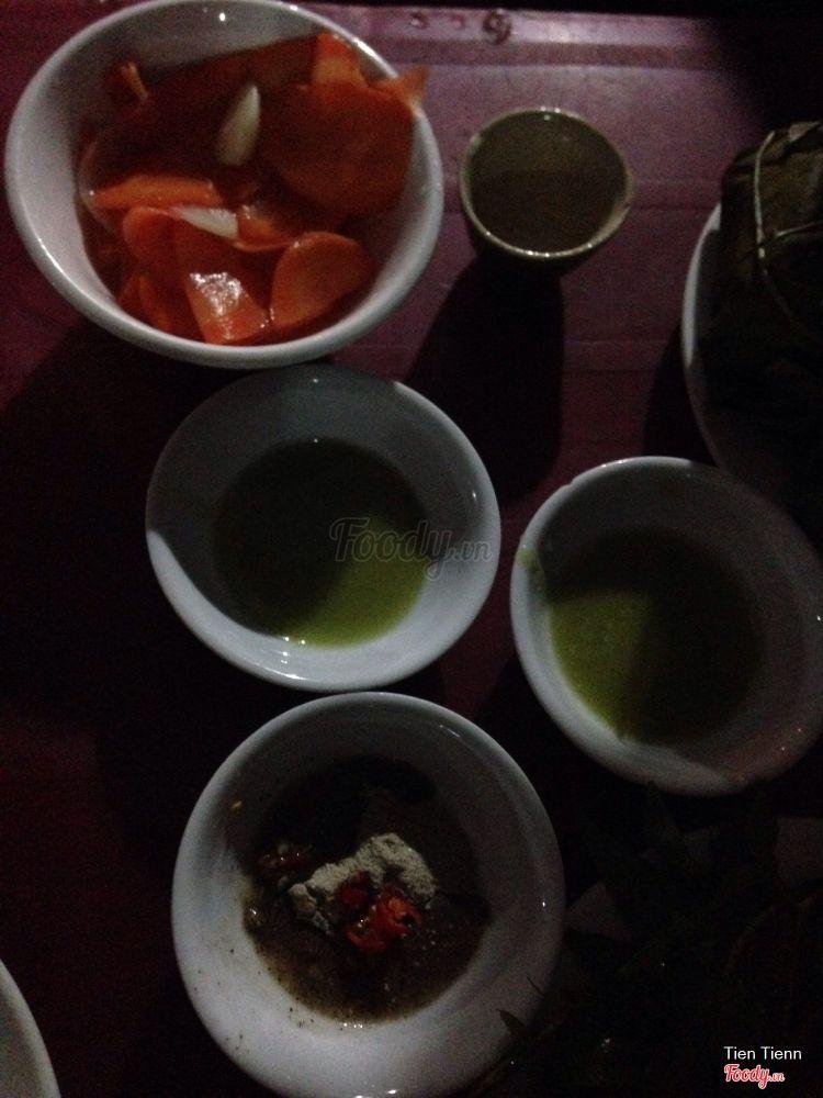 Trứng Vịt Lộn - Yersin ở Khánh Hoà