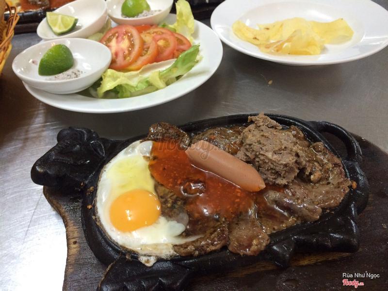 Beefsteak Chí Thành