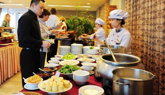 Buffet Green Hotel - Thùy Vân