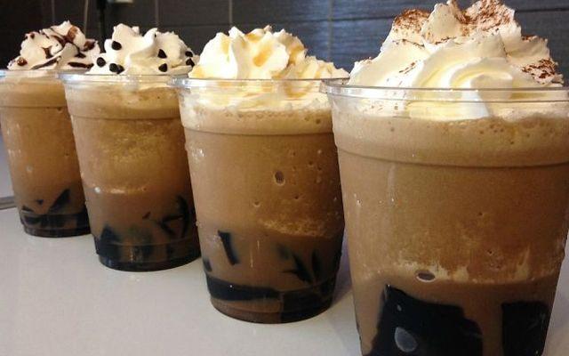 Up Coffee - Cảng Cá