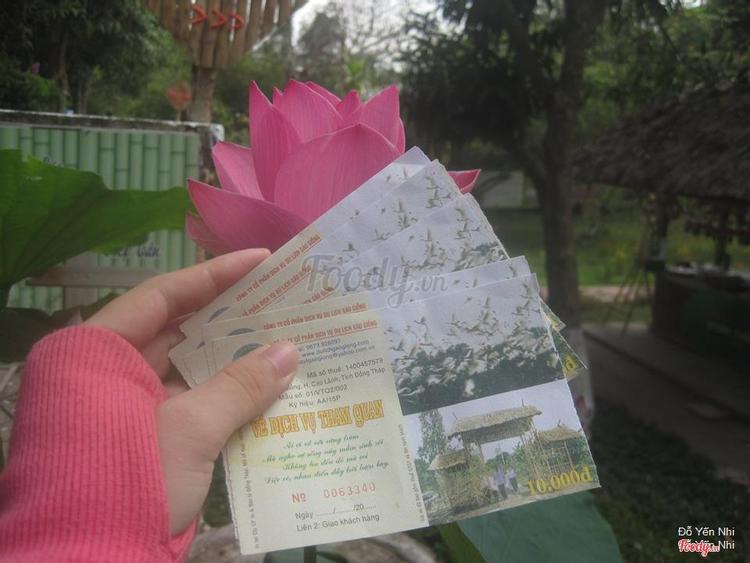 Khu Du Lịch Sinh Thái Gáo Giồng ở Đồng Tháp
