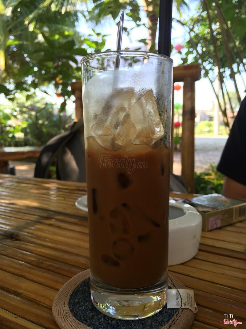 cà phê sữa 20k
