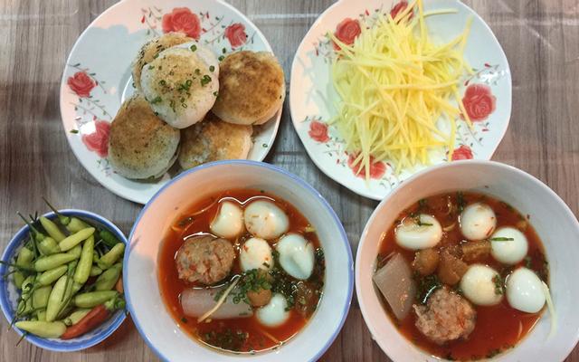 Bánh Căn Lân Nguyệt - Hải Thượng Lãn Ông