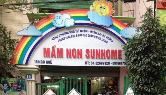 Mầm Non Sunhome - Ngõ Huế
