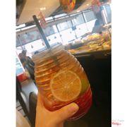 Tea pop Dâu Gừng ngOn cực 😍