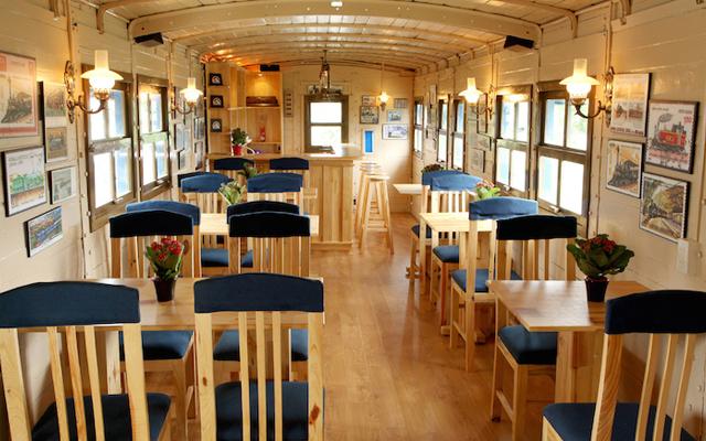 Đà Lạt Train Villa & Cafe - Quang Trung