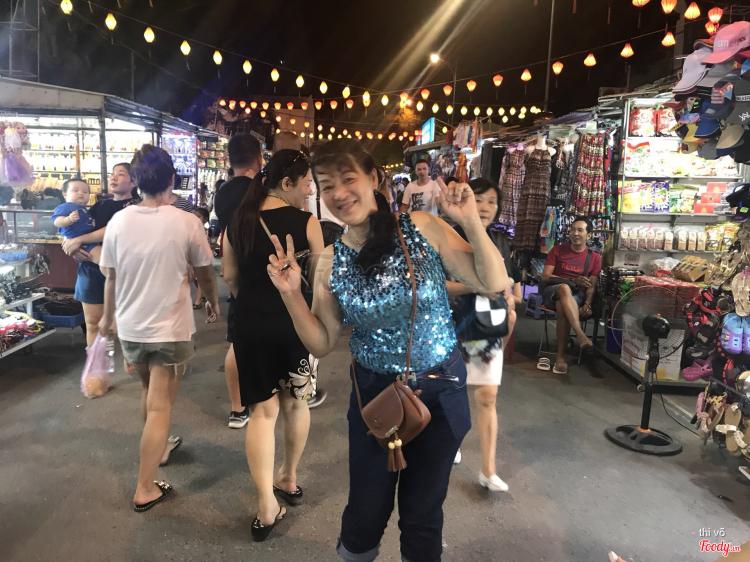 Phố Đi Bộ - Chợ Đêm Nha Trang ở Khánh Hoà