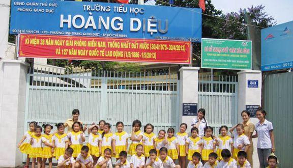 Trường Tiểu Học Hoàng Diệu