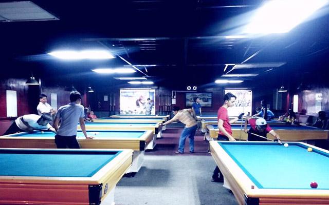 No.1 Billiards Club