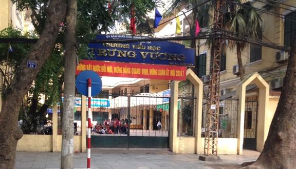 Trường Tiểu Học Trưng Vương - Lý Thái Tổ