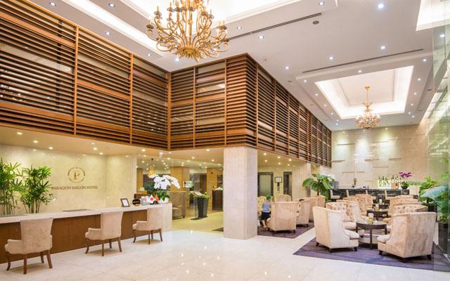 Paragon Saigon Hotel - Thi Sách