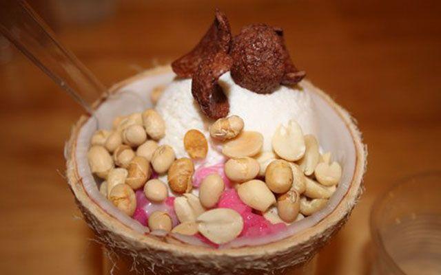 Kem Xôi Dừa - Đồ Chiểu