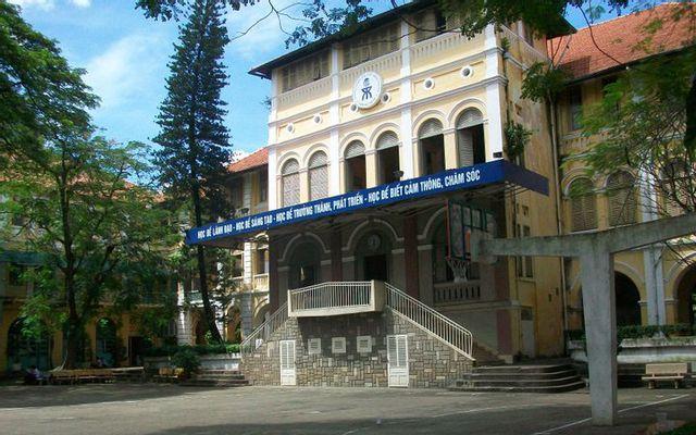 Trường THPT Chuyên Trần Đại Nghĩa - Lý Tự Trọng
