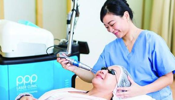 PPP Laser Clinic - Vincom Center B