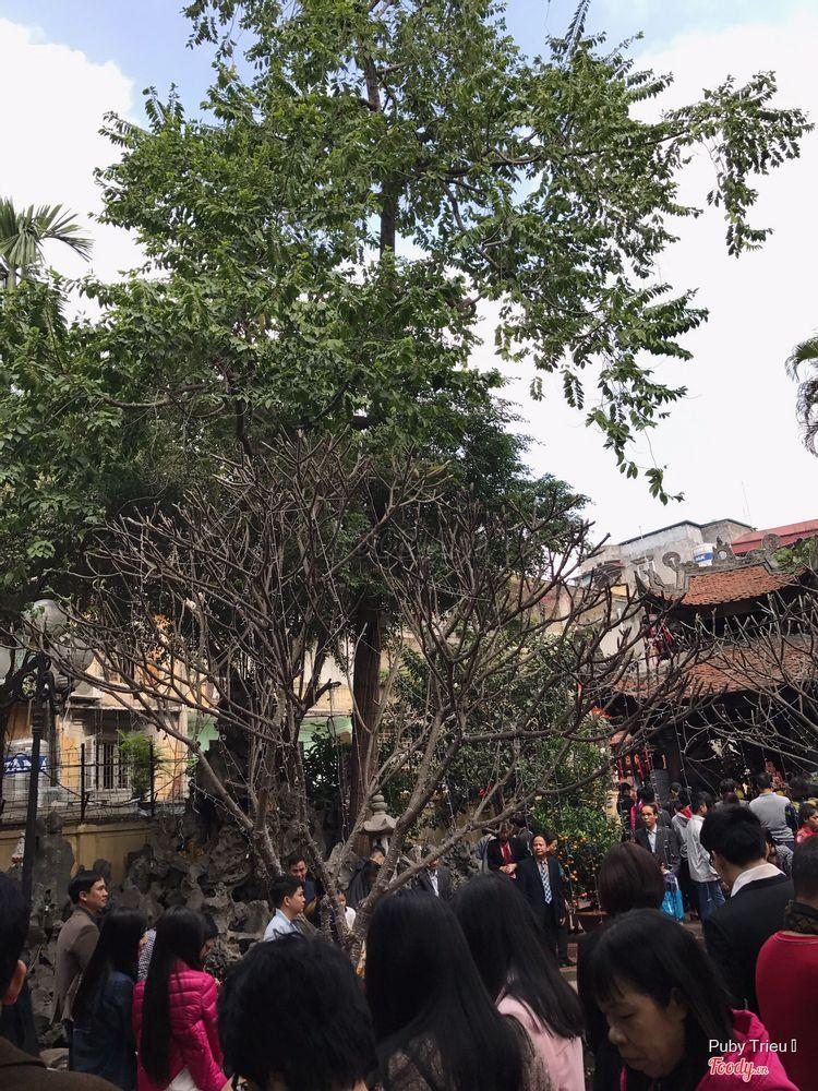 Chùa Tổ Đình Phúc Khánh - Tây Sơn ở Hà Nội