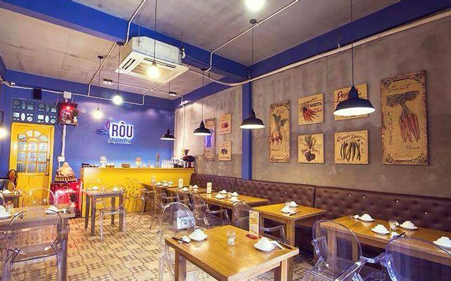 ROU Vegetarian Restaurant - Quán Chay - Huỳnh Mẫn Đạt