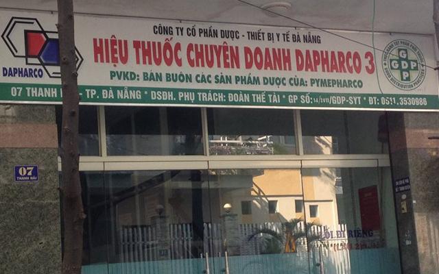 Nhà Thuốc Dapharco 3 - Thanh Hải