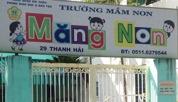 Trường Mầm Non Măng Non - Thanh Hải