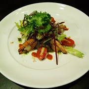 Barbeque Tiger Prawn 150k++