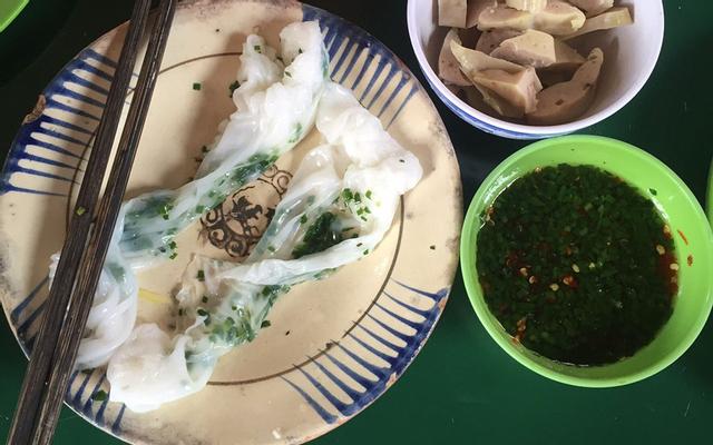 Bánh Ướt Nóng Ninh Hoà