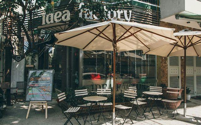 Idea Factory Cafe