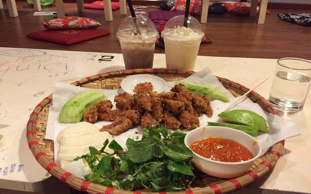 Smile Coffee - Nguyễn Trác Luân
