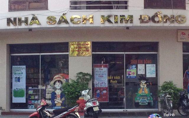 Nhà Sách Kim Đồng - Ông Ích Khiêm