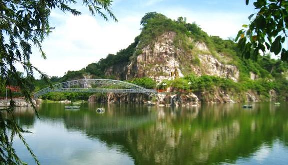 Khu Du Lịch Hồ Ông Thoại - Nguyễn Văn Trỗi