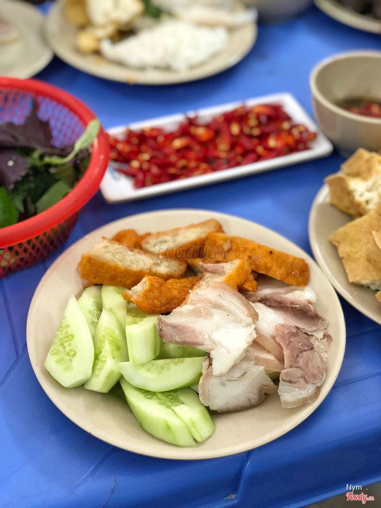 Quán Xưa - Bún Đậu ở Hà Nội
