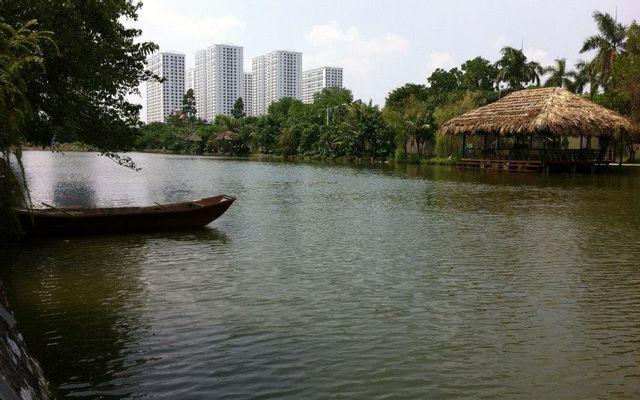 Khu Sinh Thái Vĩnh Hưng - Vĩnh Hưng